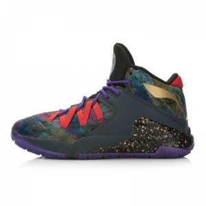 Giày bóng rổ Li Ning Wade All In Team 3 Galaxy