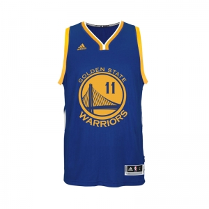 Áo bóng rổ NBA Jersey Golden Warrior Thomson Blue