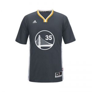 Áo NBA Jersey Golden Warrior Black - Durant