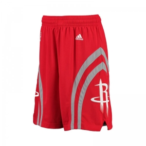 Quần bóng rổ NBA Houston Rockets Red