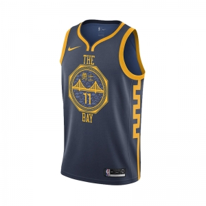 Áo bóng rổ NBA Jersey Golden Warrior Thomson