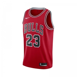 Áo NBA Jersey Chicago Bulls Red - Jordan