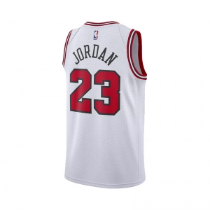 Áo NBA Jersey Chicago Bulls White - Jordan