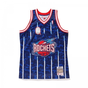 Áo jersey Houston Rockets bape