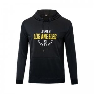 Áo Hoodie Los Angeles Lakers James