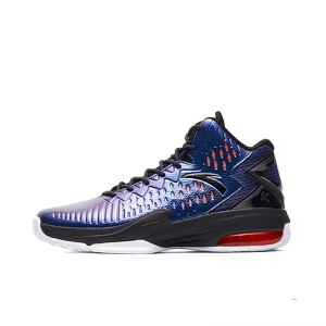 Anta Klay Thompson KT3 Lite NBA Basketball Shoes - Blue