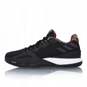 Giày bóng rổ Adidas Crazy Light Boost Black