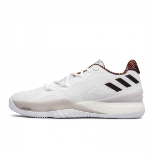Giày bóng rổ Adidas Crazy Light Boost White
