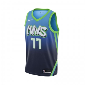 Dallas Maverick City Edition Jersey - Luka Doncic