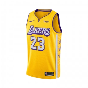 Los Angeles Lakers City Edition Jersey - Lebron James