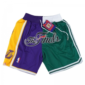 Quần The Finals - Lakers vs Celtics