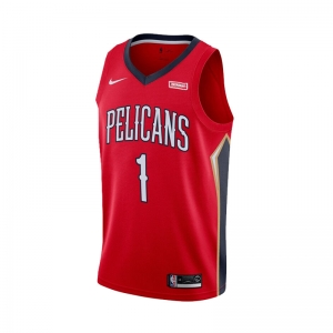 Áo NBA New Orleans Pelicans Jersey - Zion Williamson