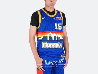 Áo Denver Nuggets Jersey