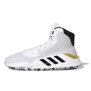 Giày bóng rổ Adidas Pro Bounce Cloud White Hight