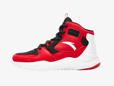 Anta Kids Red White