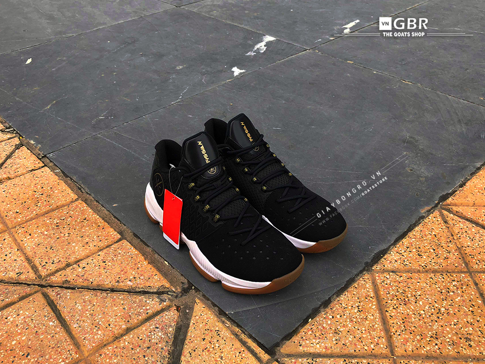 Li-Ning Fission 3 Winter Edition