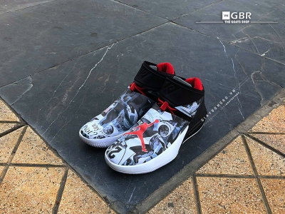 Giày bóng rổ Jordan Why Not Zer0.1 Colorways
